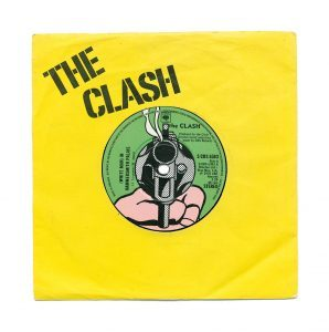 The Clash - White Man