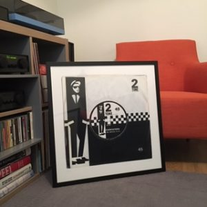 The Specials - Gangsters Print