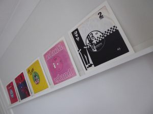45renegade Art Prints 30cm