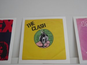 The Clash White Man In Hammersmith Palais