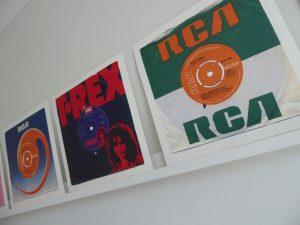 Glam Rock Triptych