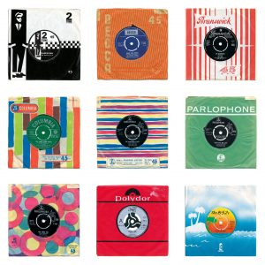 "Part of the range of art cards, digital prints and Giclee prints of classic 7""vinyl single records"