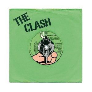 The Clash White Man In Hammersmith Palais Green Sleeve